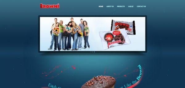 کیک برانی BROWNI CACKE