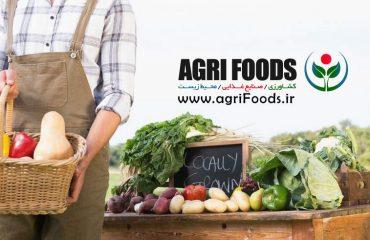 کشاورزی و صنعت غذا