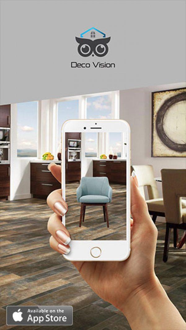 اپلیکیشن طراحی دکوراسیون Deco Vision